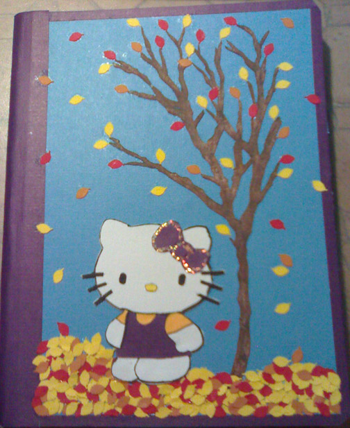 Fall Hello Kitty album