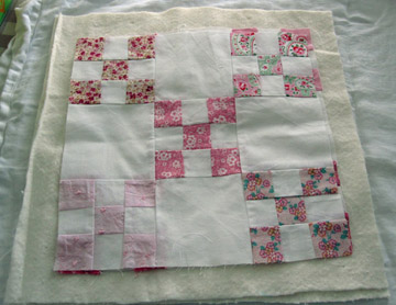preemie quilt square